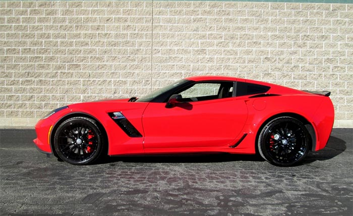[POLL] What's Your Favorite Color from the C7 Corvette Generation?