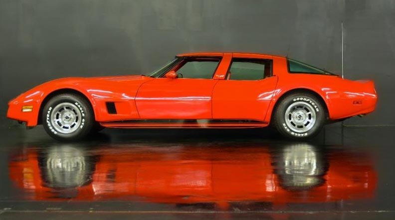 Corvettes for Sale: The Corvette America 1980 Four-Door Corvette