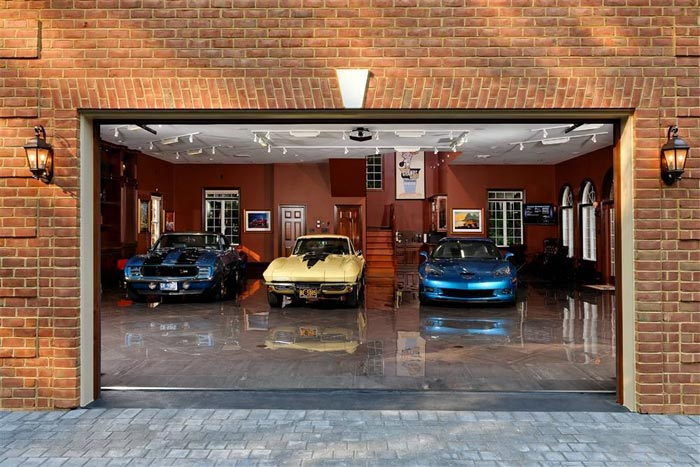Question of the Week: The Ultimate Two Corvette Garage