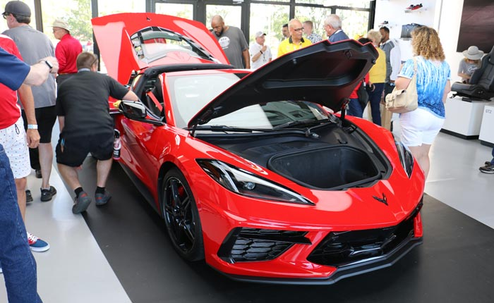 [POLL] Have You Seen the 2020 Corvette Stingray In Person?