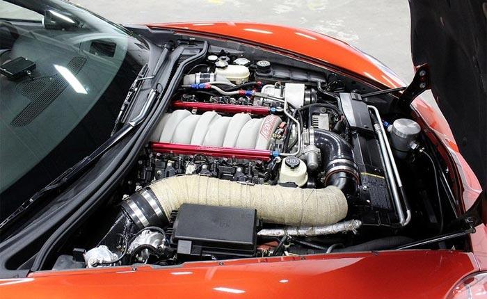 Corvettes for Sale: Lingenfelter's 1,000 HP 2005 Corvette Used in Motor Trend Shootout