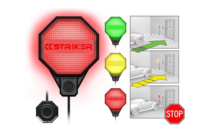 [AMAZON] Save 23% on the Striker Adjustable Garage Parking Sensor
