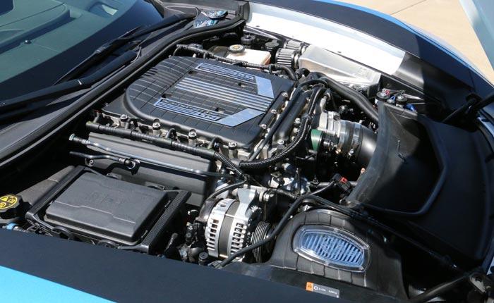 C7 Corvette Z06 Total Production Breakdown