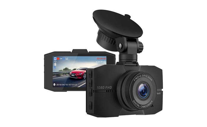 [AMAZON] Save on the Campark 1080P Dash Cam Now Priced at $32.29