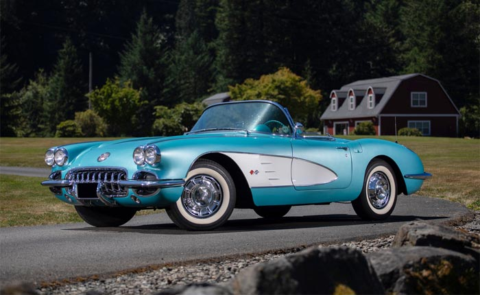 The Jim Osterman Collection of Early Corvettes for Sale at Barrett-Jackson Las Vegas