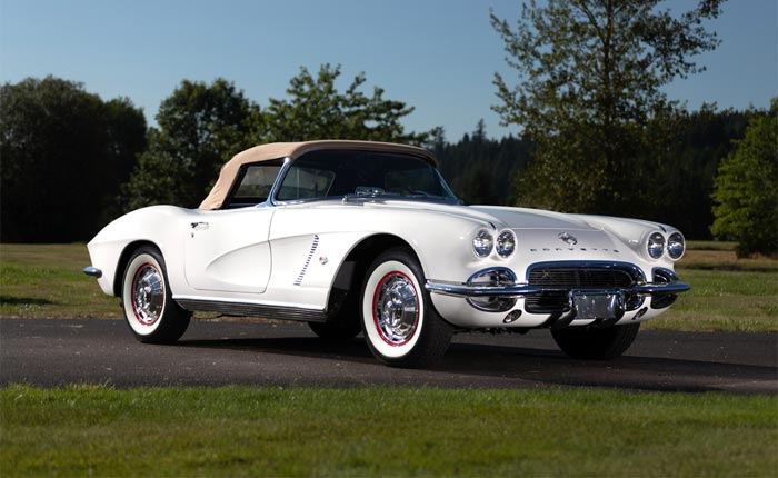 The Jim Osterman Collection of Corvettes for Sale at Barrett-Jackson Las Vegas