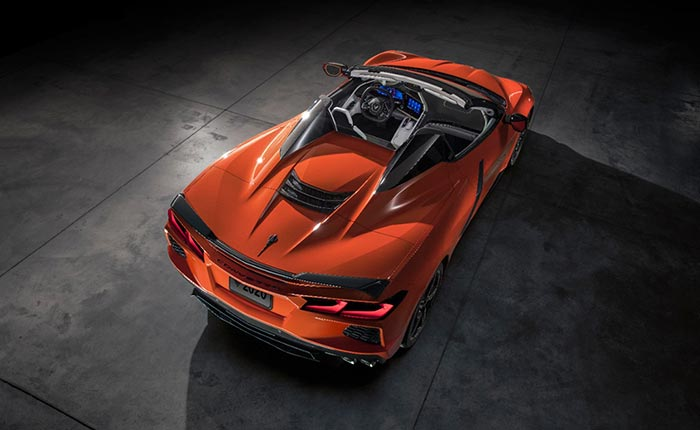 OFFICIAL: Chevrolet Introduces First Hardtop Corvette Convertible