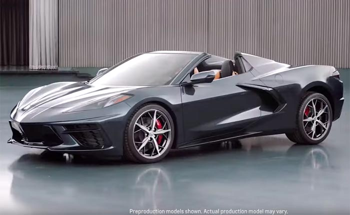 [VIDEO] Chevrolet to Reveal the 2020 Corvette Stingray Convertible Tonight at the Kennedy Space Center