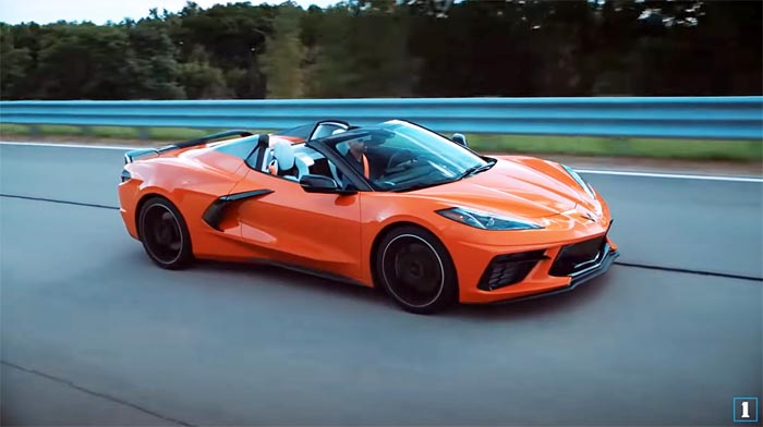 [VIDEO] Watch the 2020 Corvette Stingray Convertible Drop Its Top in this Official Chevrolet Video