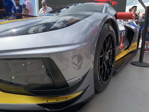 The 2020 Corvette Stingray Convertible's Daytime Reveal