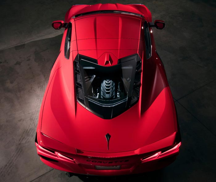 [POLL] Tells Us Which Model of the 2020 Corvette Stingray You WantE