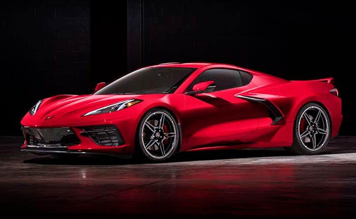 Official The 2020 Chevrolet Corvette Is Here Corvette Sales