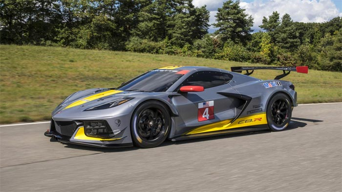 Corvette Racing and the C8.R