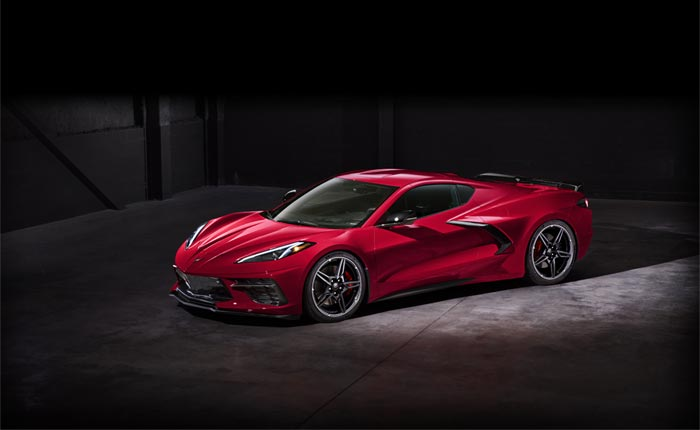 The First Production 2020 Corvette Stingray To Be Auctioned for Charity at Barrett-Jackson Scottsdale