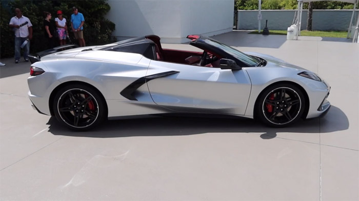 [VIDEO] 2020 Corvette Stingray Convertible Walk Around