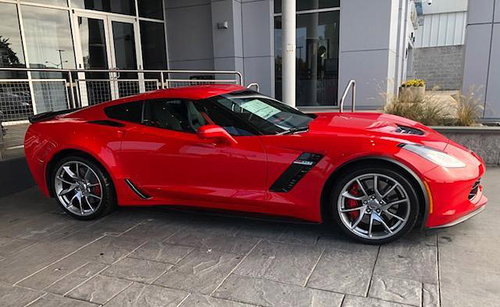 Corvette Delivery Dispatch with National Corvette Seller Mike Furman for oct 6th