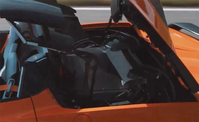 [VIDEO] 2020 Corvette Stingray Convertible Top Demonstration