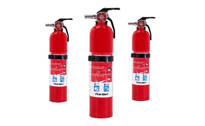 [AMAZON] Save 18% on the First Alert Garage Fire Extinguisher