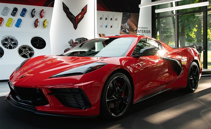 Download the Updated 2020 Corvette Stingray Order Guide