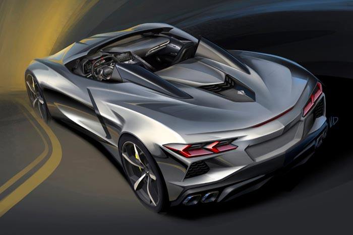 [PICS] Chevrolet Shares These Renderings of the 2020 Corvette Stingray
