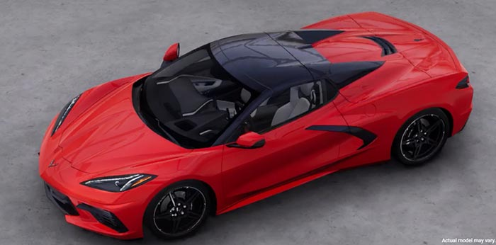 The Carbon Flash Nacelles Option for the 2020 Corvette Stingray Convertible Will Cost You $1,295