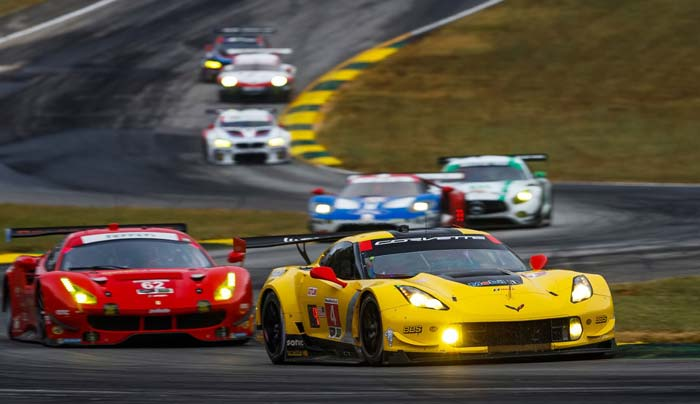 Corvette Racing at Petit Le Mans: Hoping to Close on a High Note