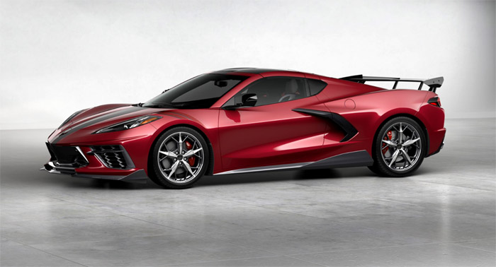 Build And Price The 2020 Corvette Stingray Coupe At Chevrolet Com