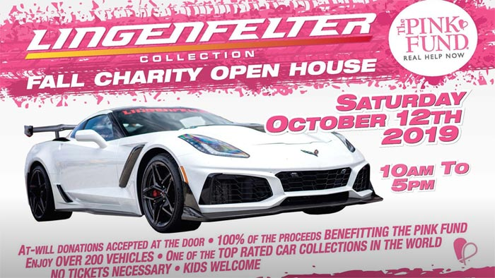 Lingenfelter Fall Open House is this Saturday October 12th