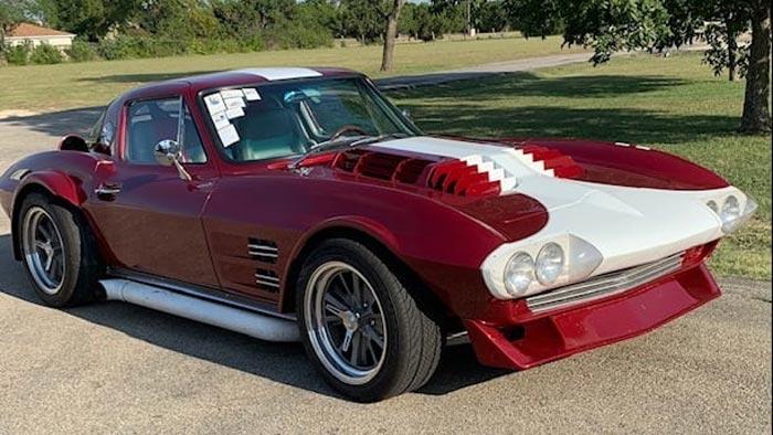 1963 Corvette Grand Sport Replica
