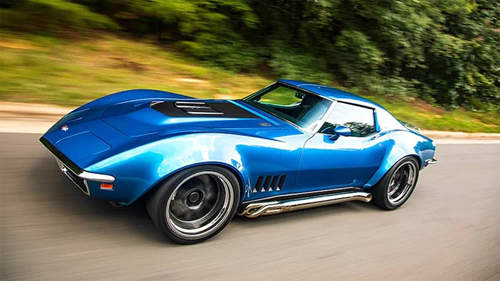 1969 Corvette Restomod by Detroit Speed