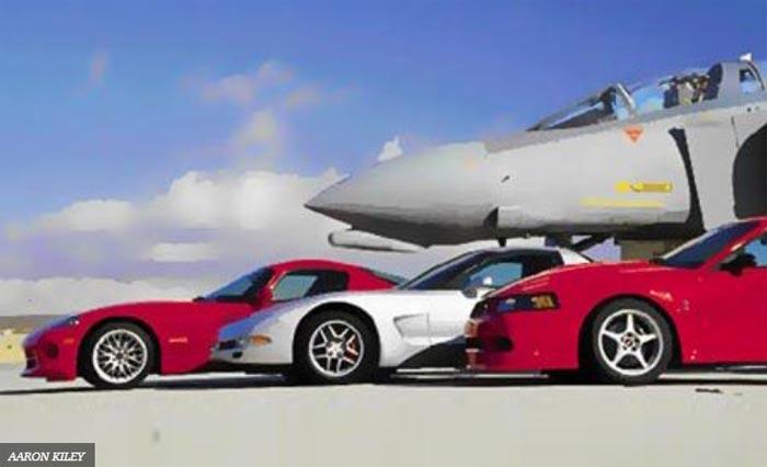 C5 Corvette Z06 Comparison