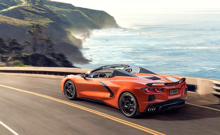 QUICK SHIFTS: C1-C8 Convertibles, ZR-1 Prices, Modern C2 Sting Ray Rendered, Lego C8 Build and More