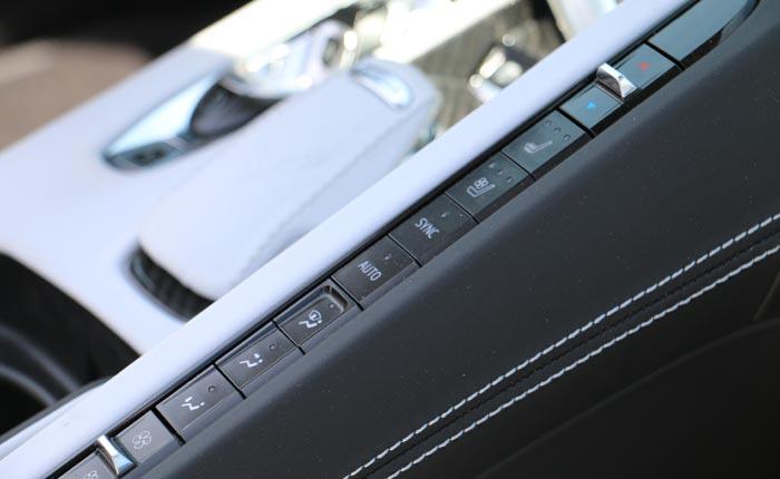 Corvette Interior Designer Tristen Murphy Discusses the C8's Interior Design