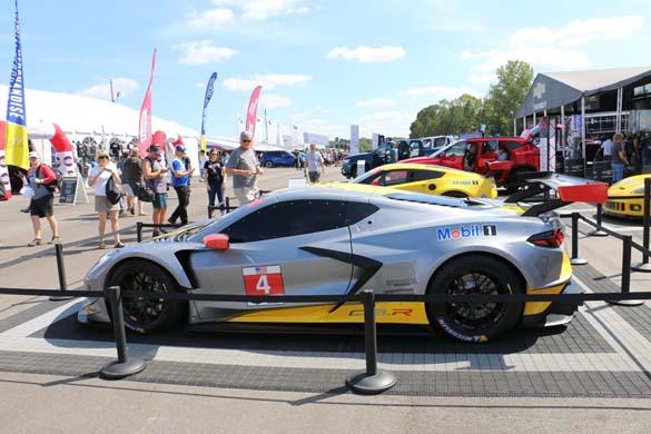 [VIDEO] Watch the Corvette C8.R Presentation from Petit Le Mans