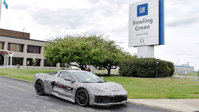 GM Strike Hits the 2020 Corvette as the First Week of Production is Pushed Back to Mid-January