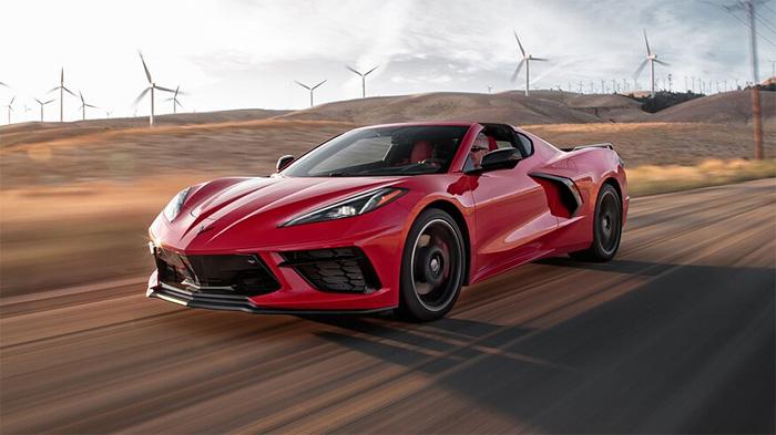 Motor Trend: 2020 Corvette Stingray Z51 Runs 0-60 in 2.8 Seconds, Quarter Mile in 11.1 @ 123.2 MPH