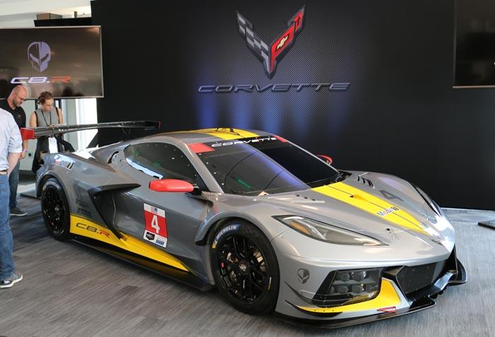 The Corvette C8.R, Homologation Rules, and the C8 Corvette Z06