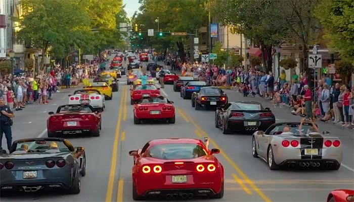 [VIDEO] Relive the Fun and Excitement that was Corvettes at Carlisle 2019