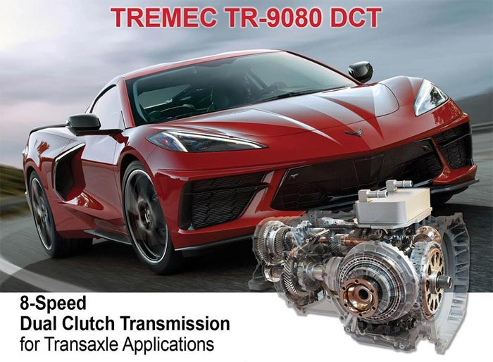 Take a Deep Dive into the 2020 Corvette Stingray's 8-Speed DCT from TREMEC