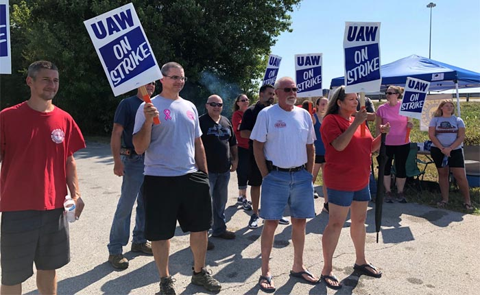 General Motors and UAW Reach Tentative Deal to End Strike
