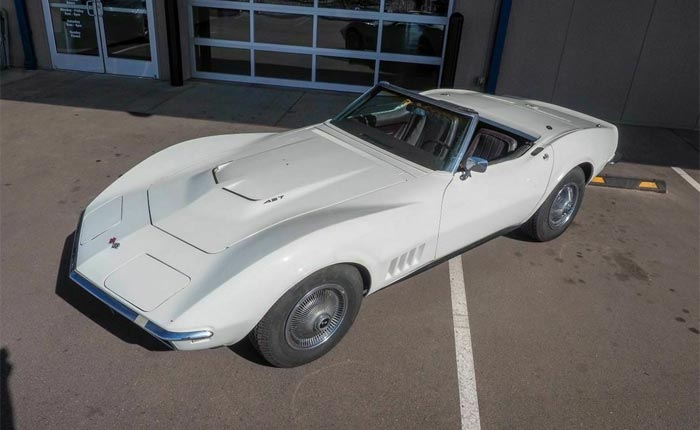 Corvettes on eBay: Alan Shepard's 1968 L89 Convertible is Out of this World
