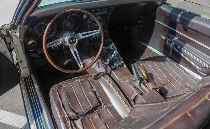 Corvettes on eBay: Alan Shepard's 1968 Convertible is Out of this World