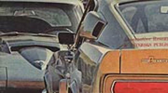 Motor Trend 1967 Issue Corvette vs Shelby GT500