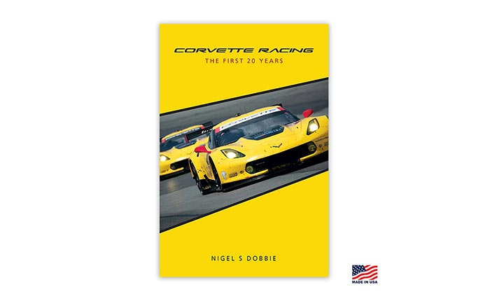 [VIDEO] Jake Fans Will Want Nigel Dobbie's Book on the First 20 Years of Corvette Racing