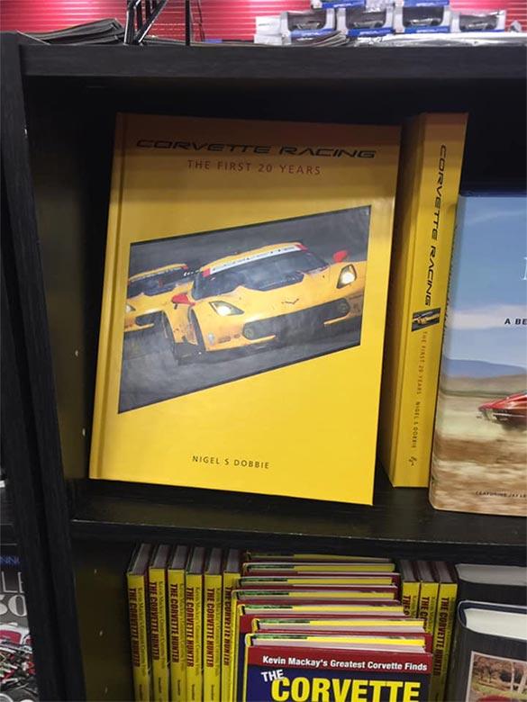 Corvette Racing The First 20 Years by Nigel Dobbie