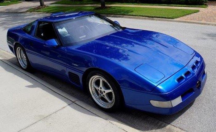 Corvettes for Sale: 1990 Callaway ZR-1 SuperNatural