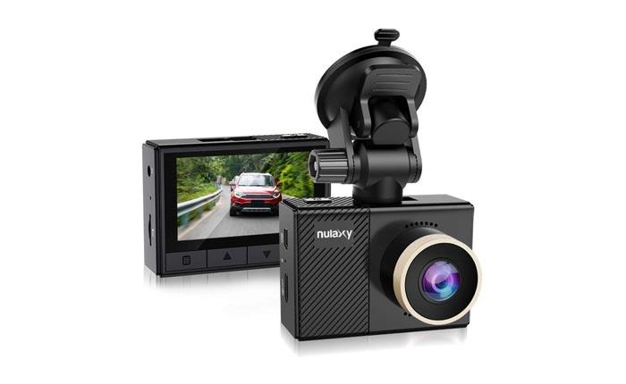 [AMAZON] Nulaxy 1080P Dash Cam Now $25.49