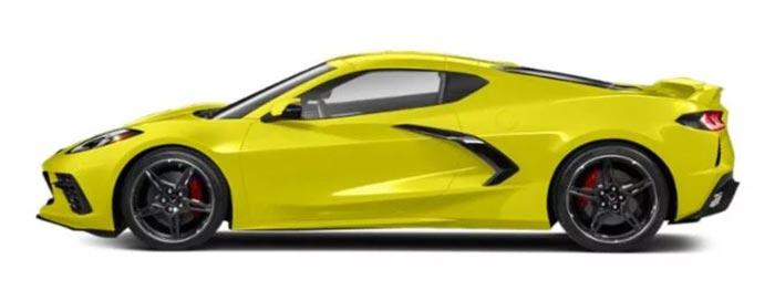 Accelerate Yellow is the 2020 Corvette Stingray's Unicorn