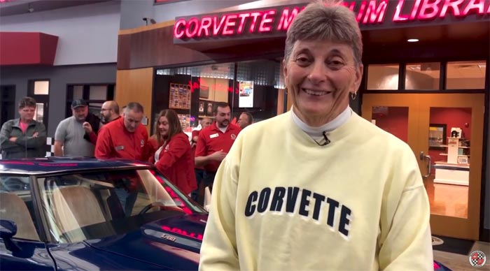 [VIDEO] One-Owner 1977 Corvette Donated to the National Corvette Museum