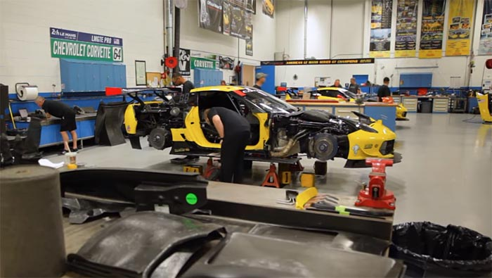 [VIDEO] Mobil 1 The Grid: Safety First - How Corvette Lead Innovations In Racing